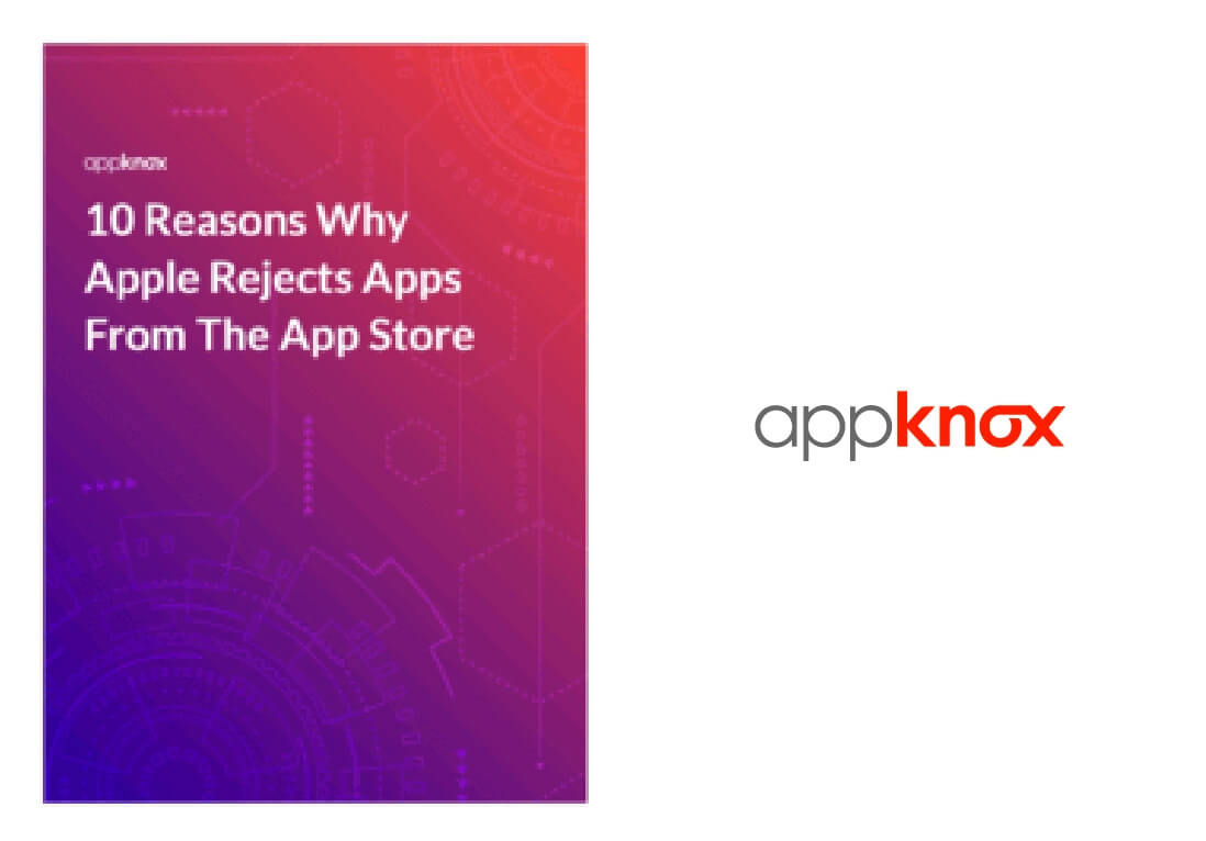 WHITE PAPER - 10 Reasons Why Apple Rejects Apps From The App Store