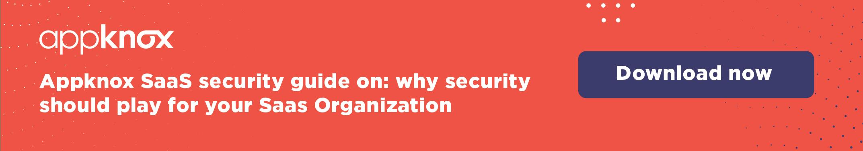 Appknox SaaS security guide