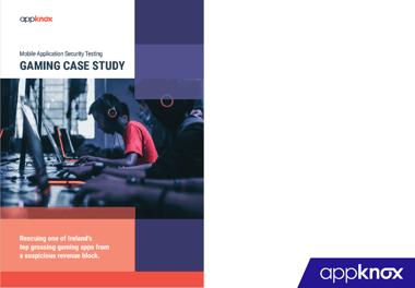 CASE STUDIES - Gaming Case Study