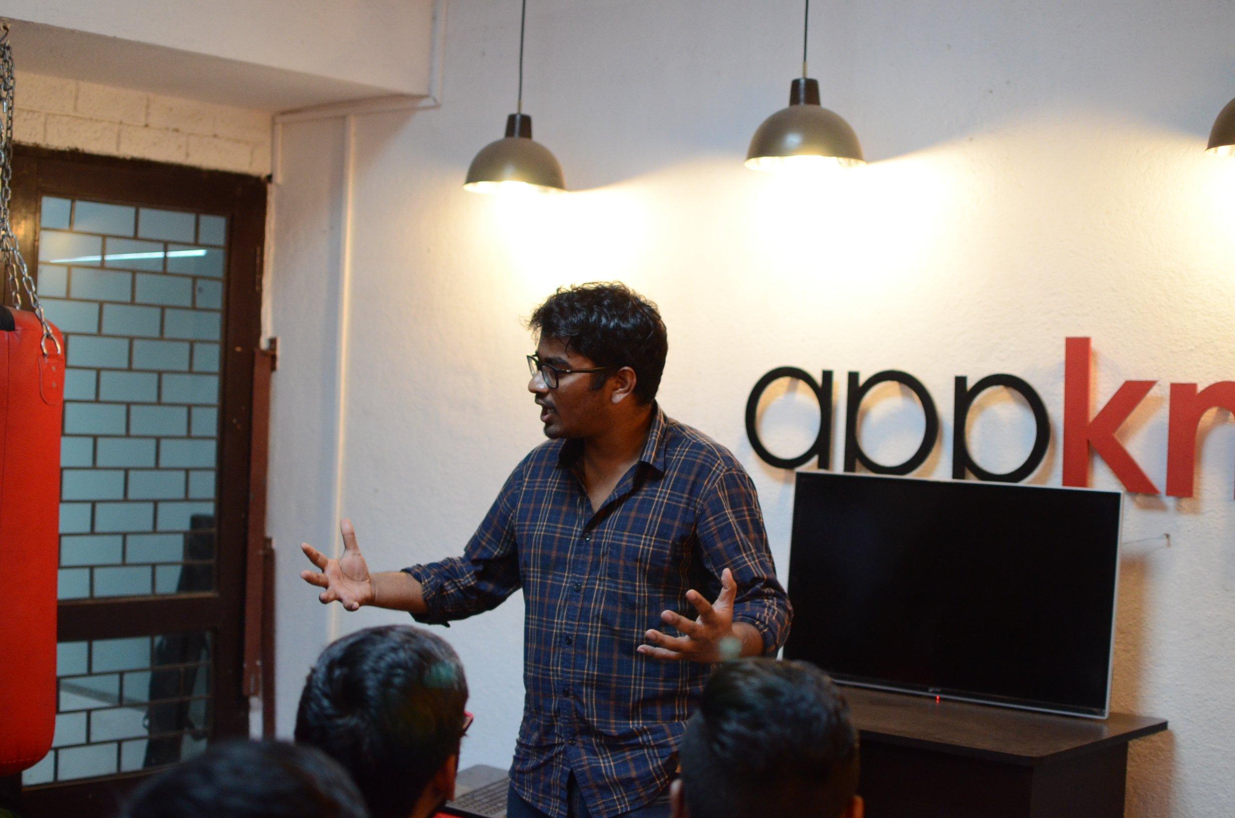 Subhadeep Mondal, SignEasy