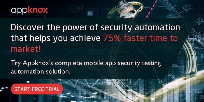 automated mobile app security testing