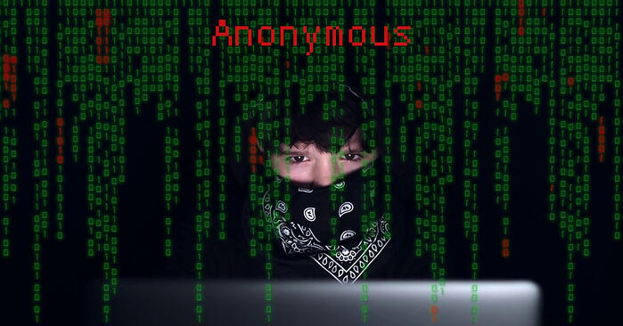 anonymous child hacker