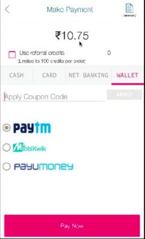 Payment bypass