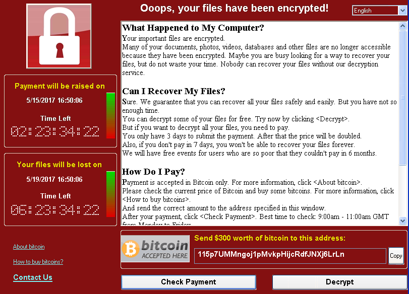 WannaCrypt-Global-Ransomware