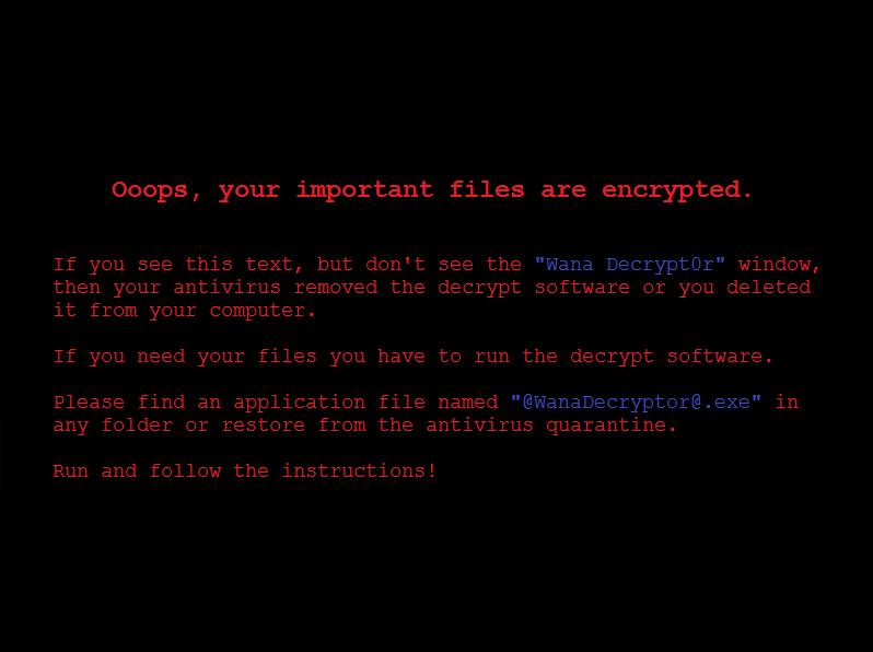 WannaCrypt-Ransomware-Note