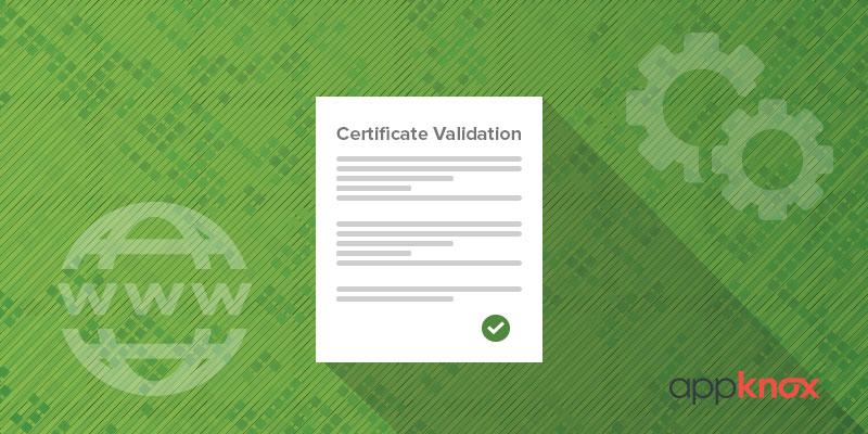 The Bad Side Of Improper Certificate Validation