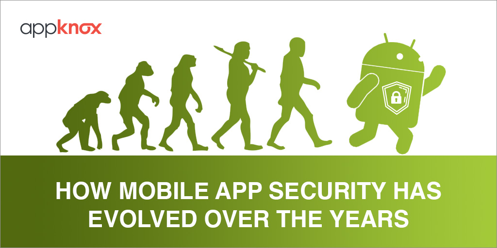 How Mobile App Security has Evolved over the Years