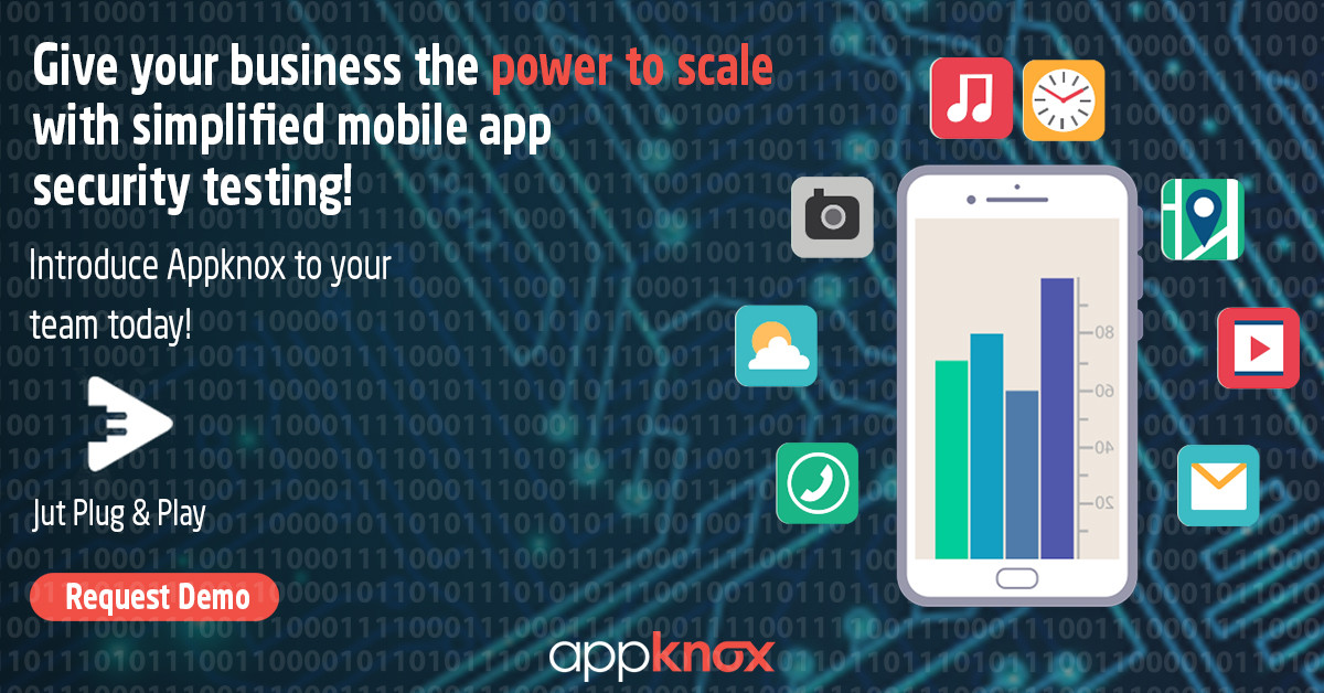 Appknox Mobile Security Testing