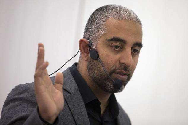 Raj Samani Cybersecurity expert