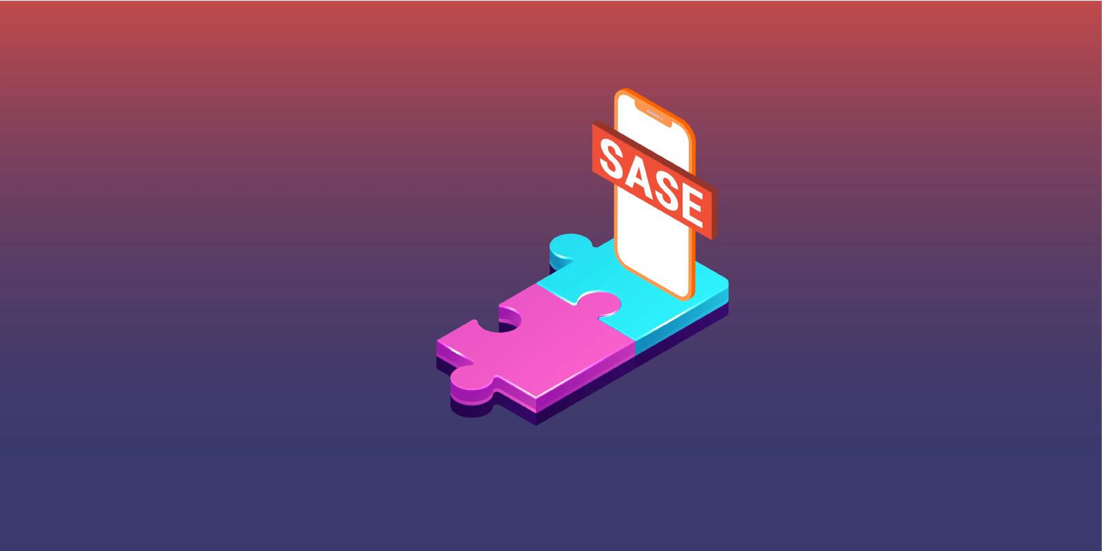 SASE ( Secure Access Service Edge )