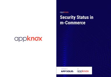 Security Status in Mcommerce