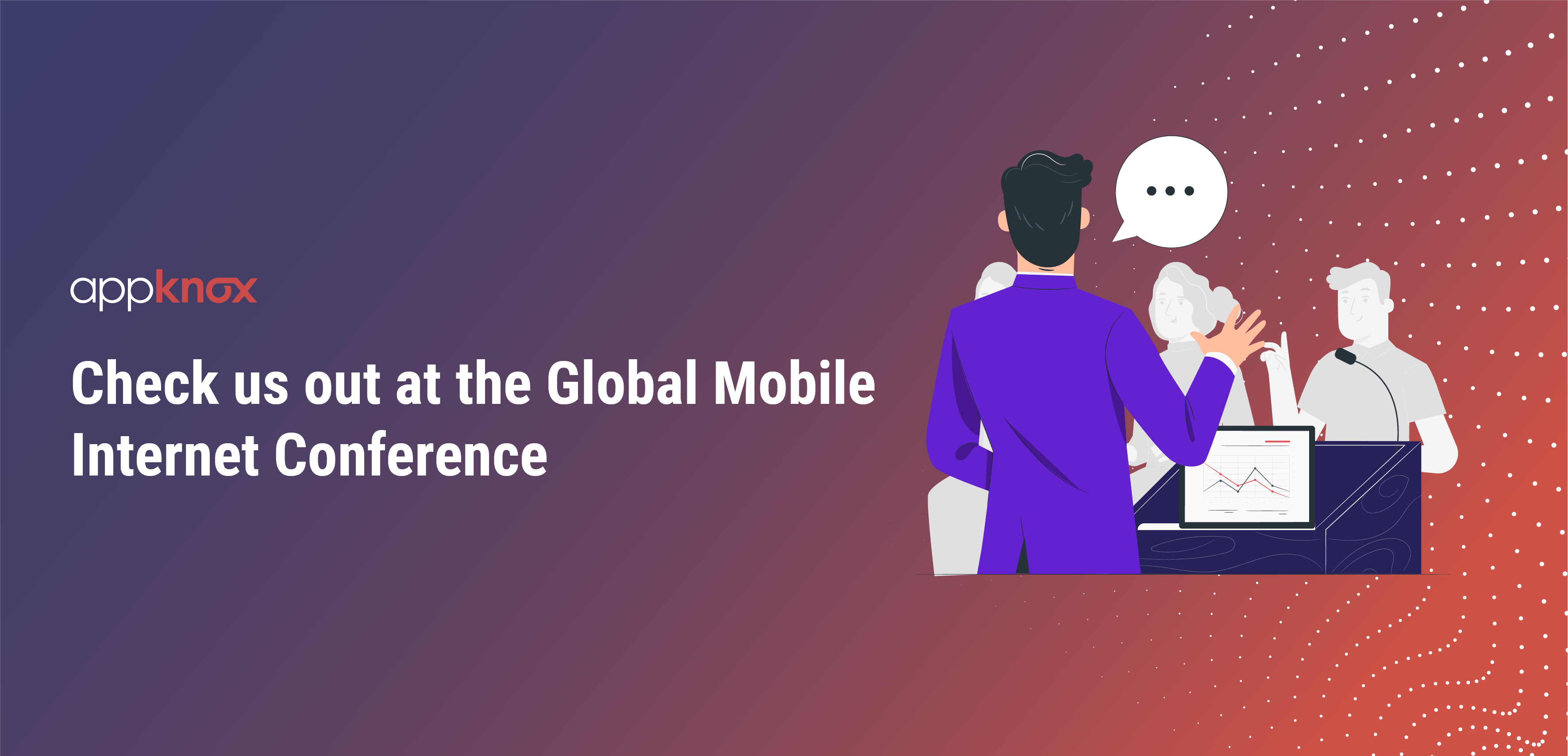 Check us out at the Global Mobile Internet Conference