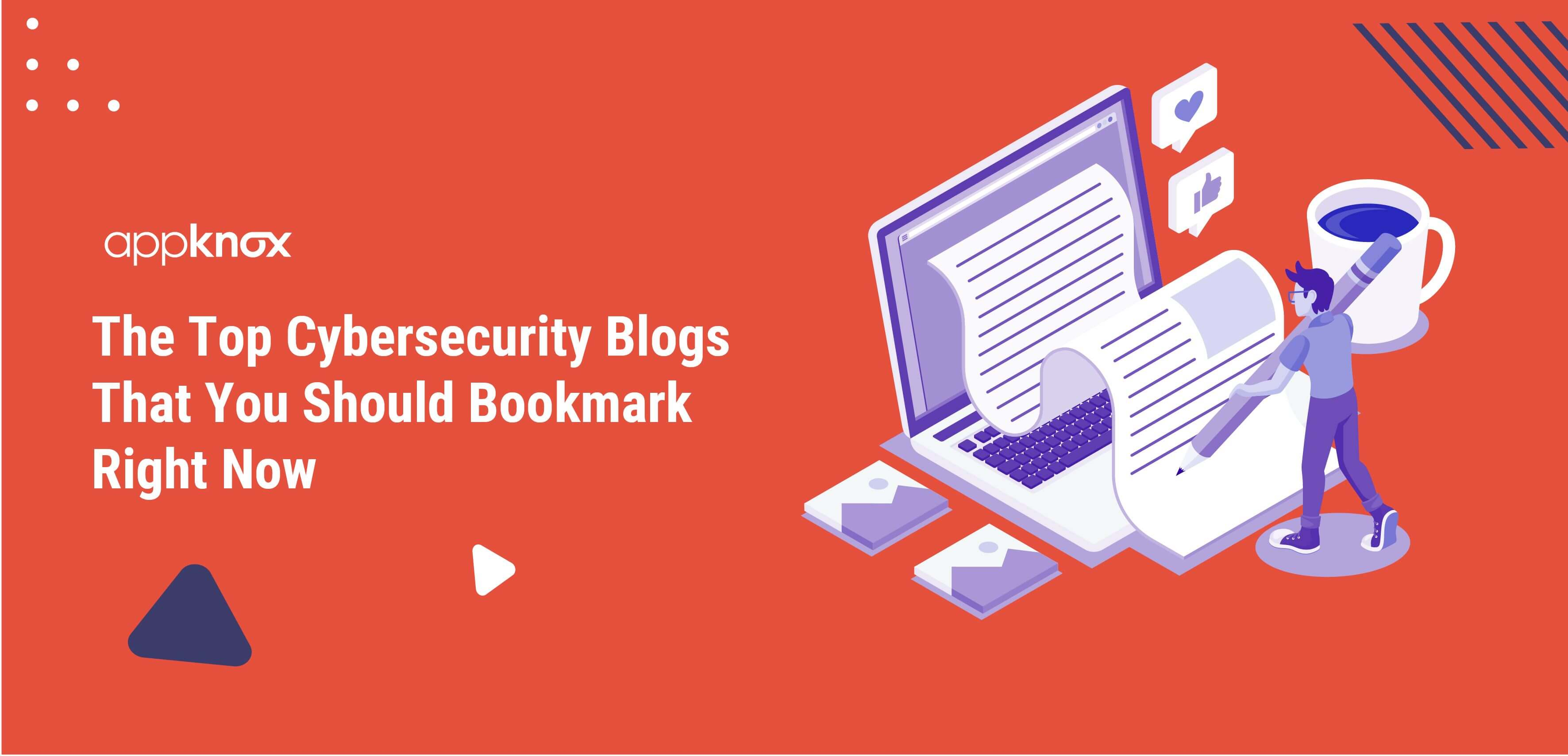 Cybersecurity Blogs That You Should Bookmark Right Now