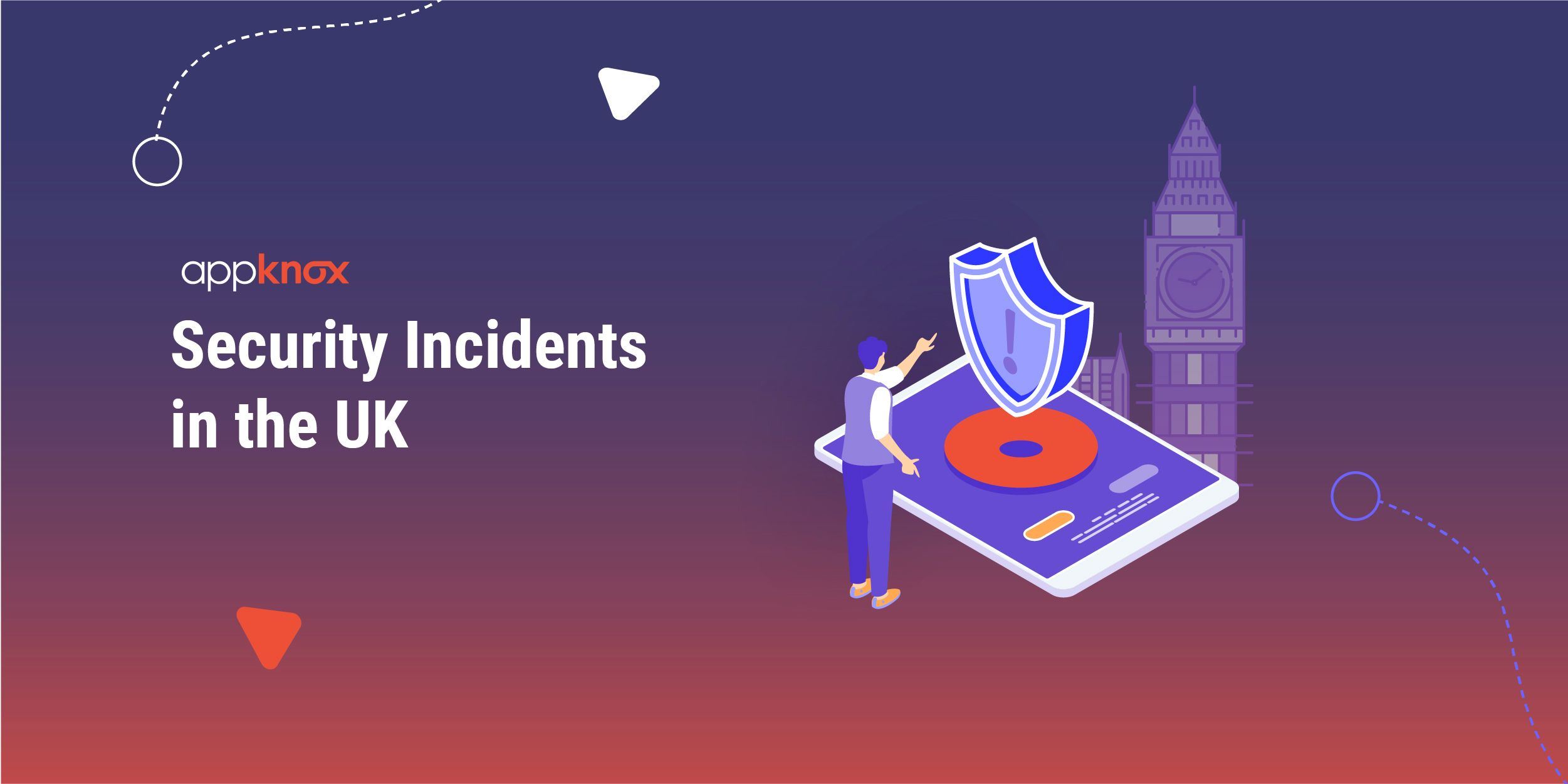 Security Incidents in UK
