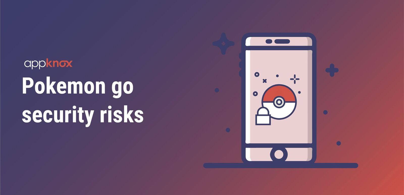 Pokemon Go Security risks