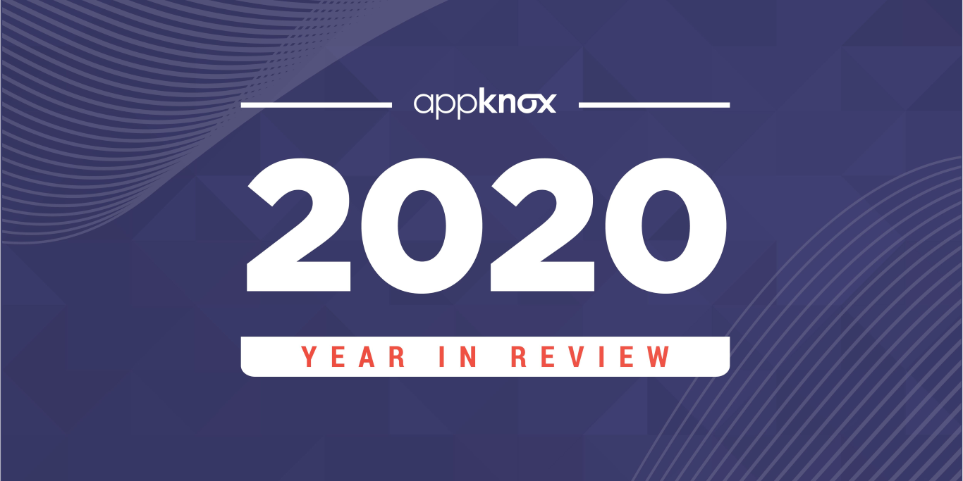 Appknox Year in Review 2020