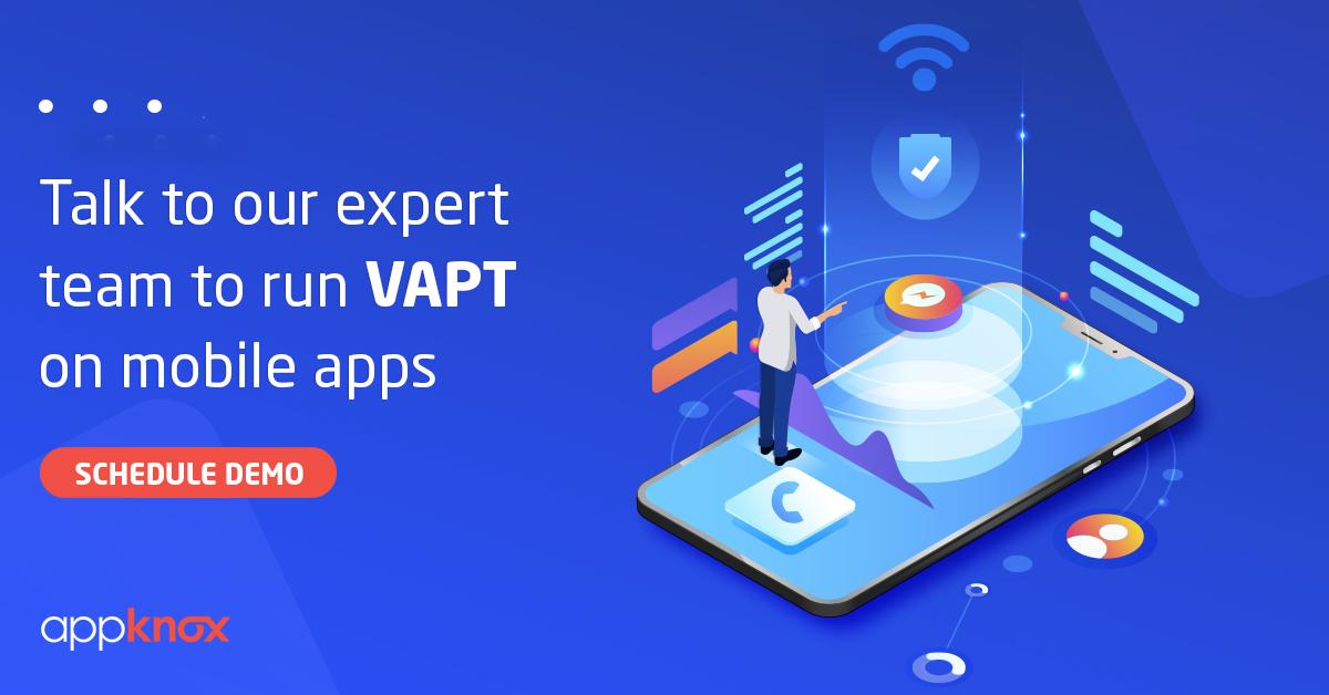 Appknox VAPT