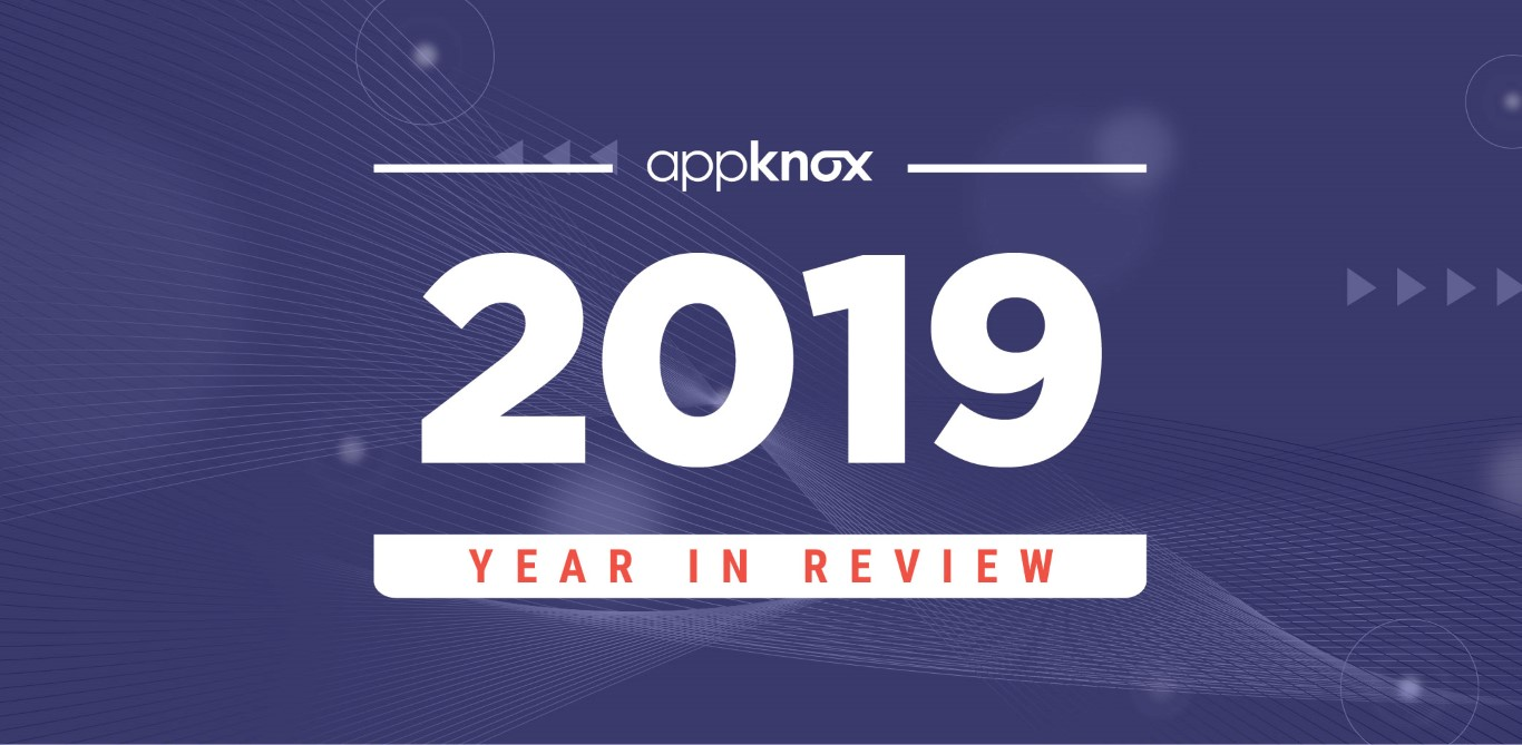 Appknox Year in Review 2019
