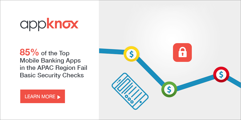Appknox APAC Mobile Banking Apps