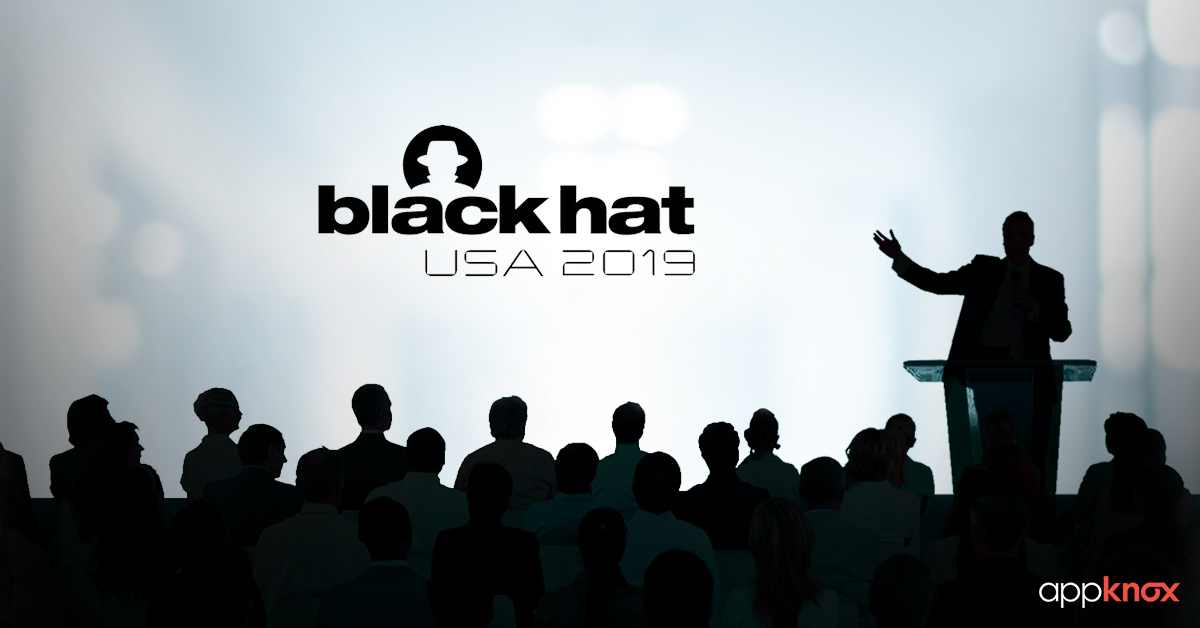 BlackHat USA 2019