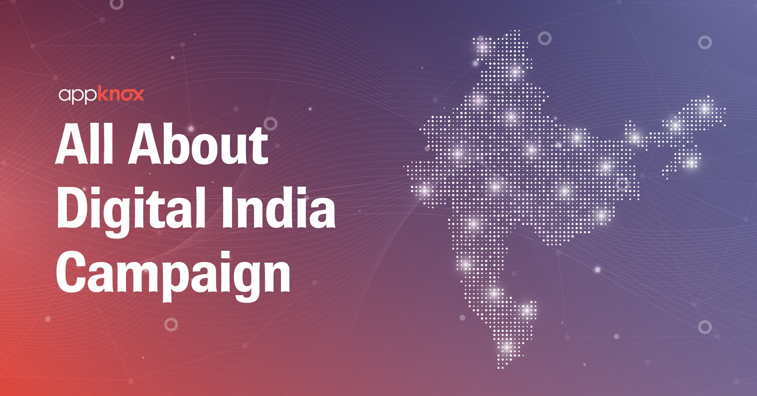 All about digital india campaign
