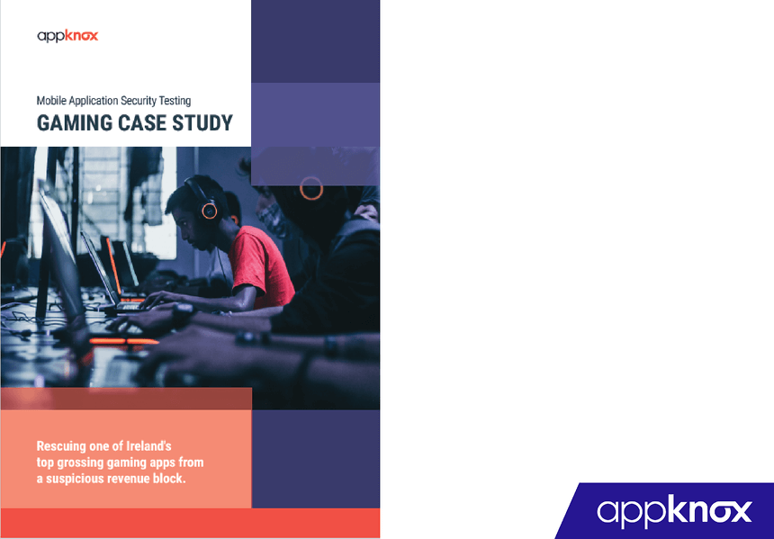CASE STUDIES - Gaming Case Study