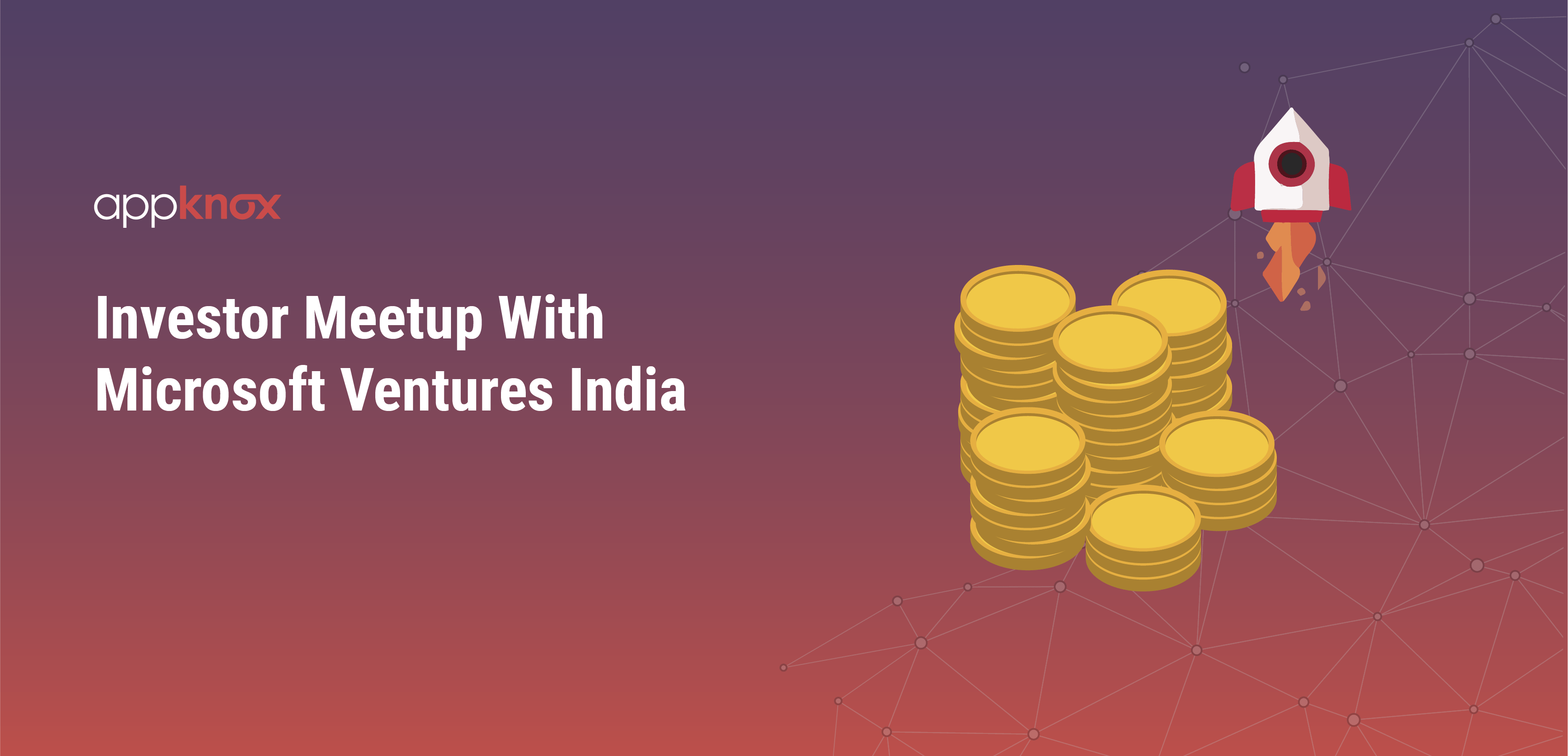 Investor Meetup With Microsoft Ventures India