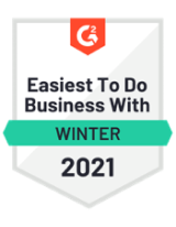 Easiest to do Business winter 2021