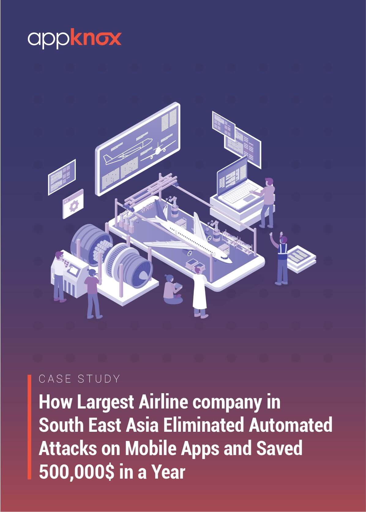 How One of the Largest Airlines Eliminated Automated Attacks on Mobile Apps