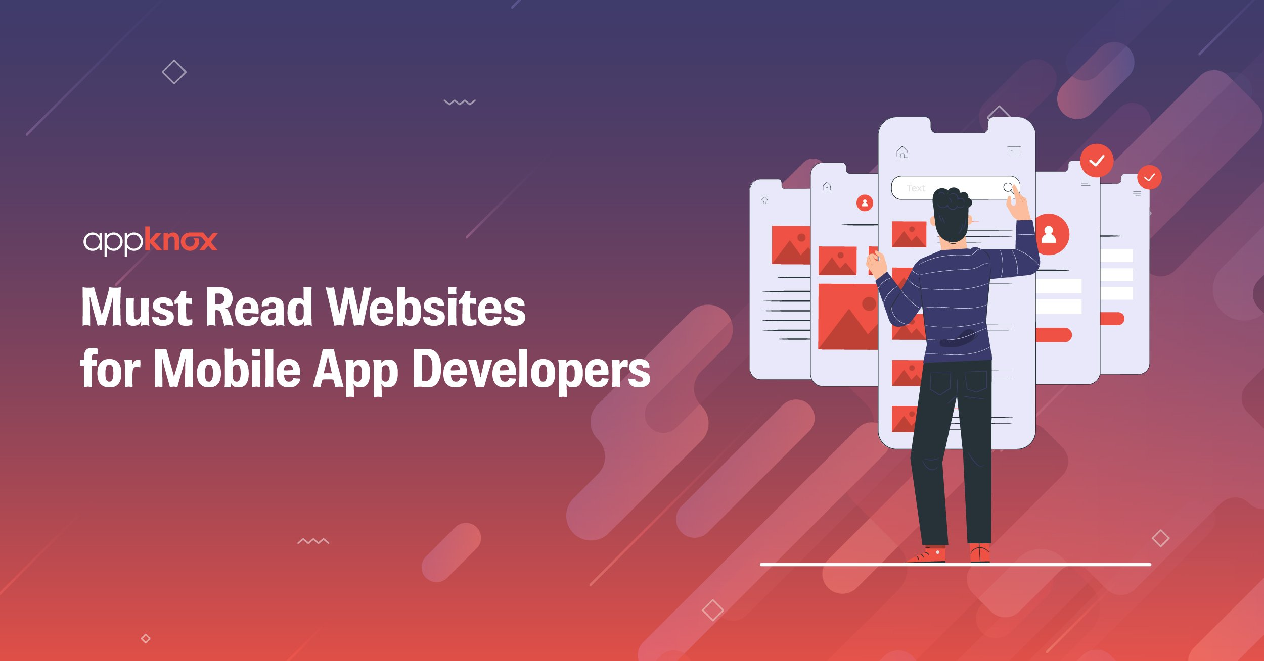 Must Read Websites for Mobile App Developers