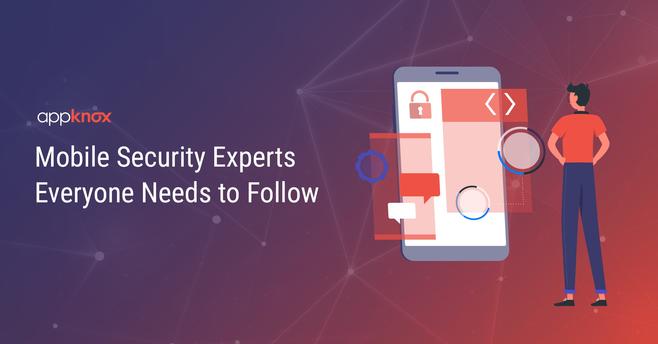 Mobile security experts everyone should follow