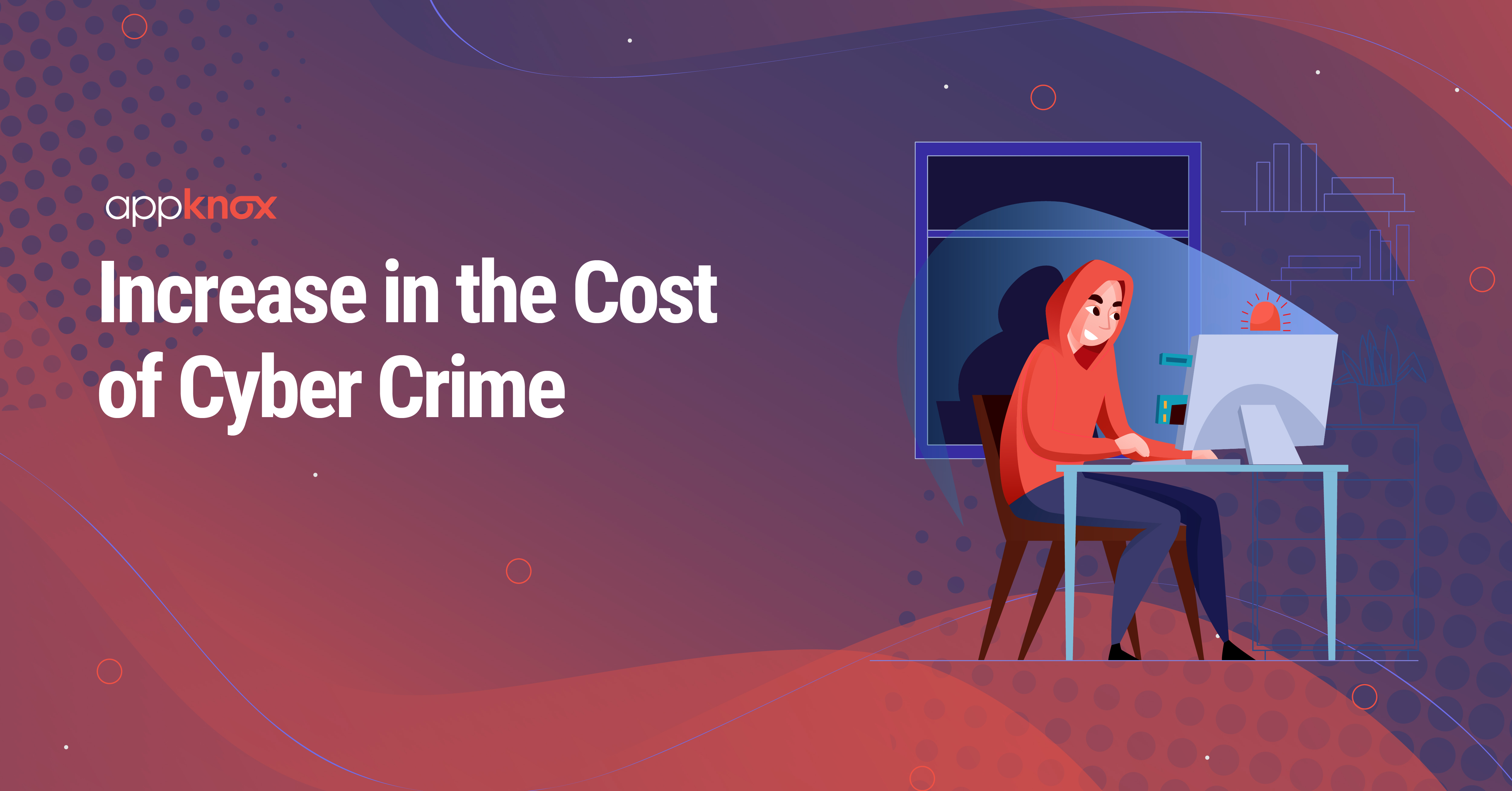 Increase in the cost of cybercrime