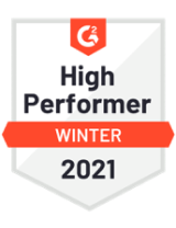 Highperformer -winter 2021