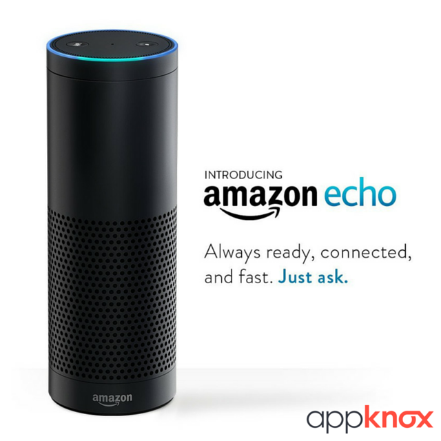 Always Be Ready, Connected and Fast With Amazon Echo