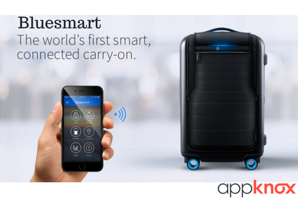 Bluesmart - The World's First Smart, Connected Luggage For The Smart Generation