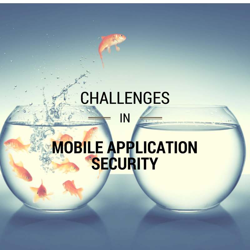 The Challenges of Mobile Application Security