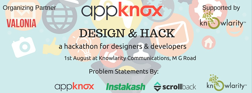 AppyHours - Design, Hack & Get Hired!
