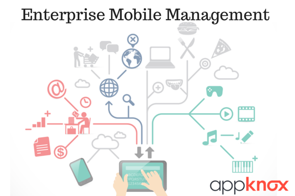 Everything You Need To Know About Enterprise Mobile Management (EMM)