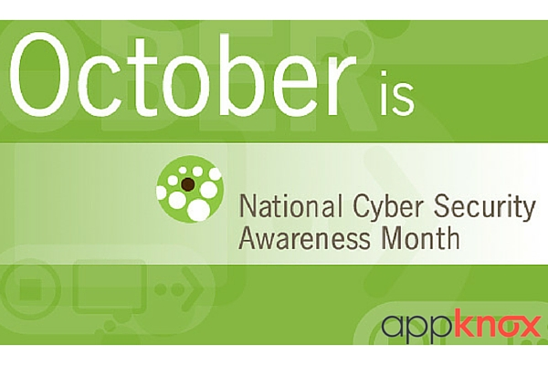 This National Cyber Security Month, Here are 5 Ways to Keep Yourself Secure