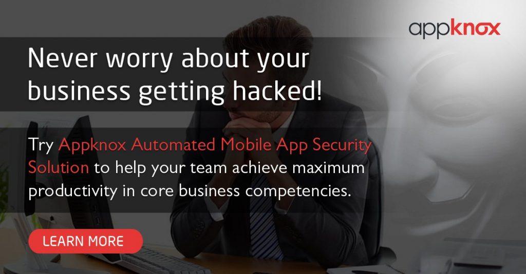 appknox mobile app security testing trial