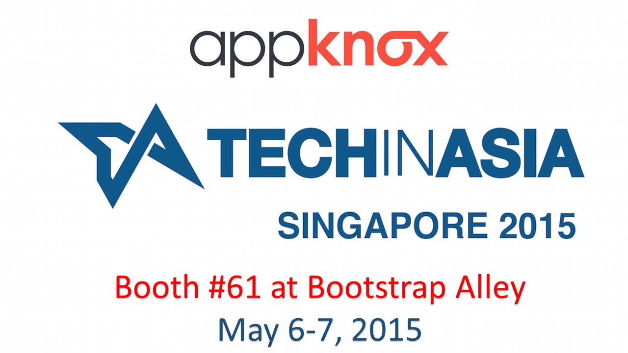 Appknox Startup Asia 2015