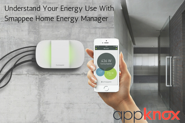 Smappee Home Energy Manager