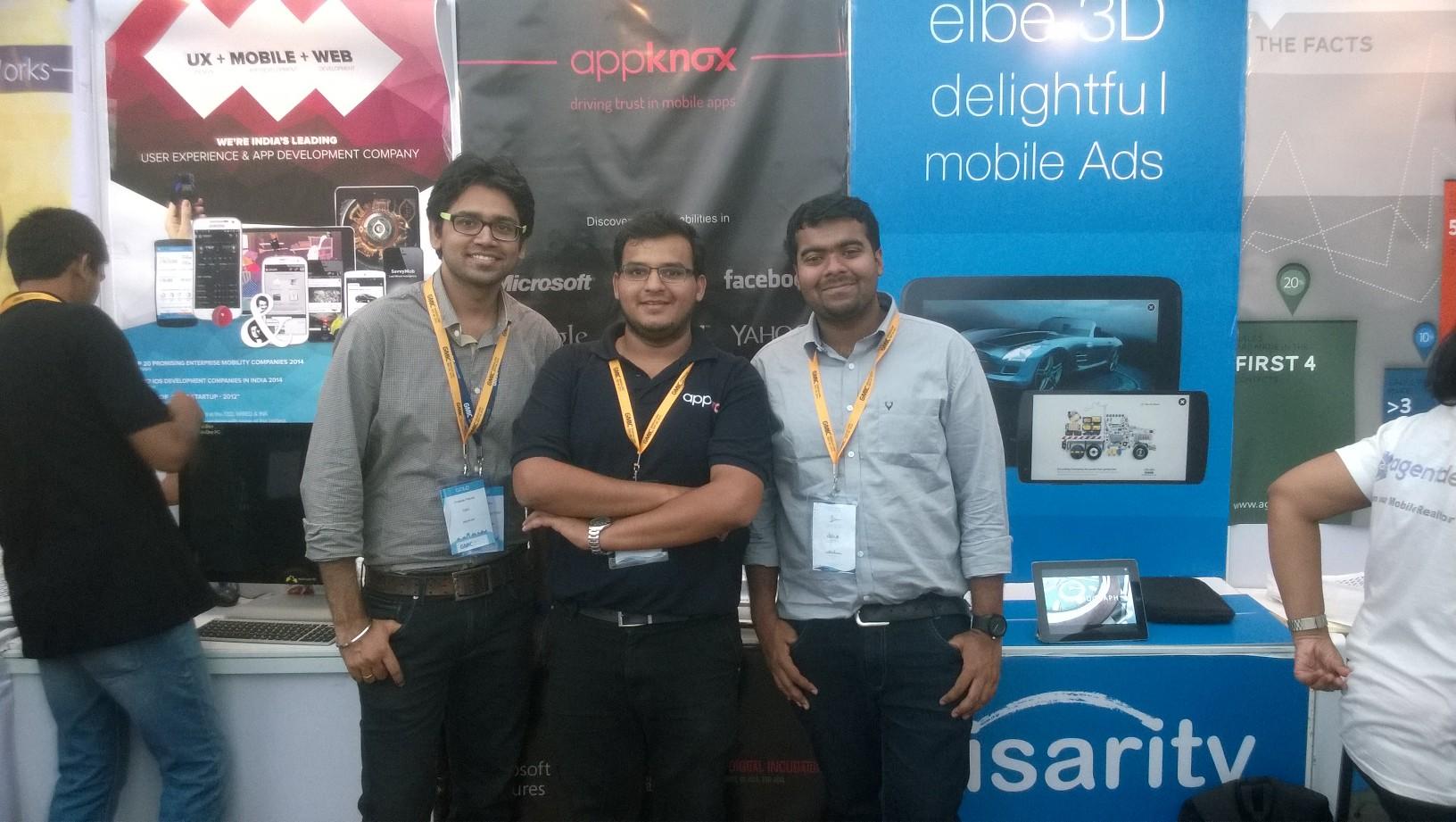Appknox Founders