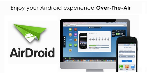 Enjoy Your Multi-Screen Life With AirDroid App