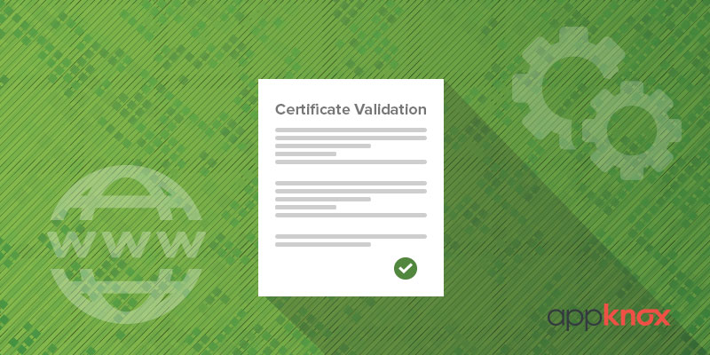 The Bad Side Of Improper Certificate Validation