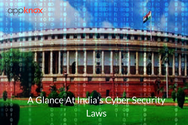 cybersecurity Law in India