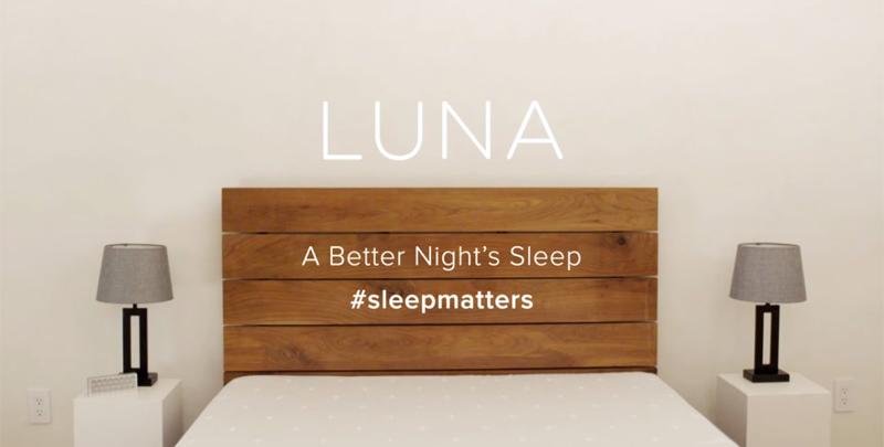 luna smart bed