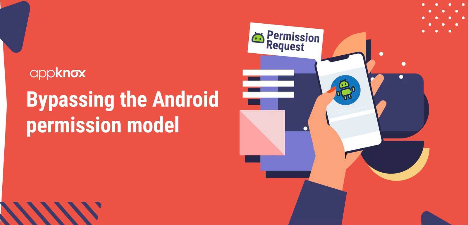 Bypassing the android permission model