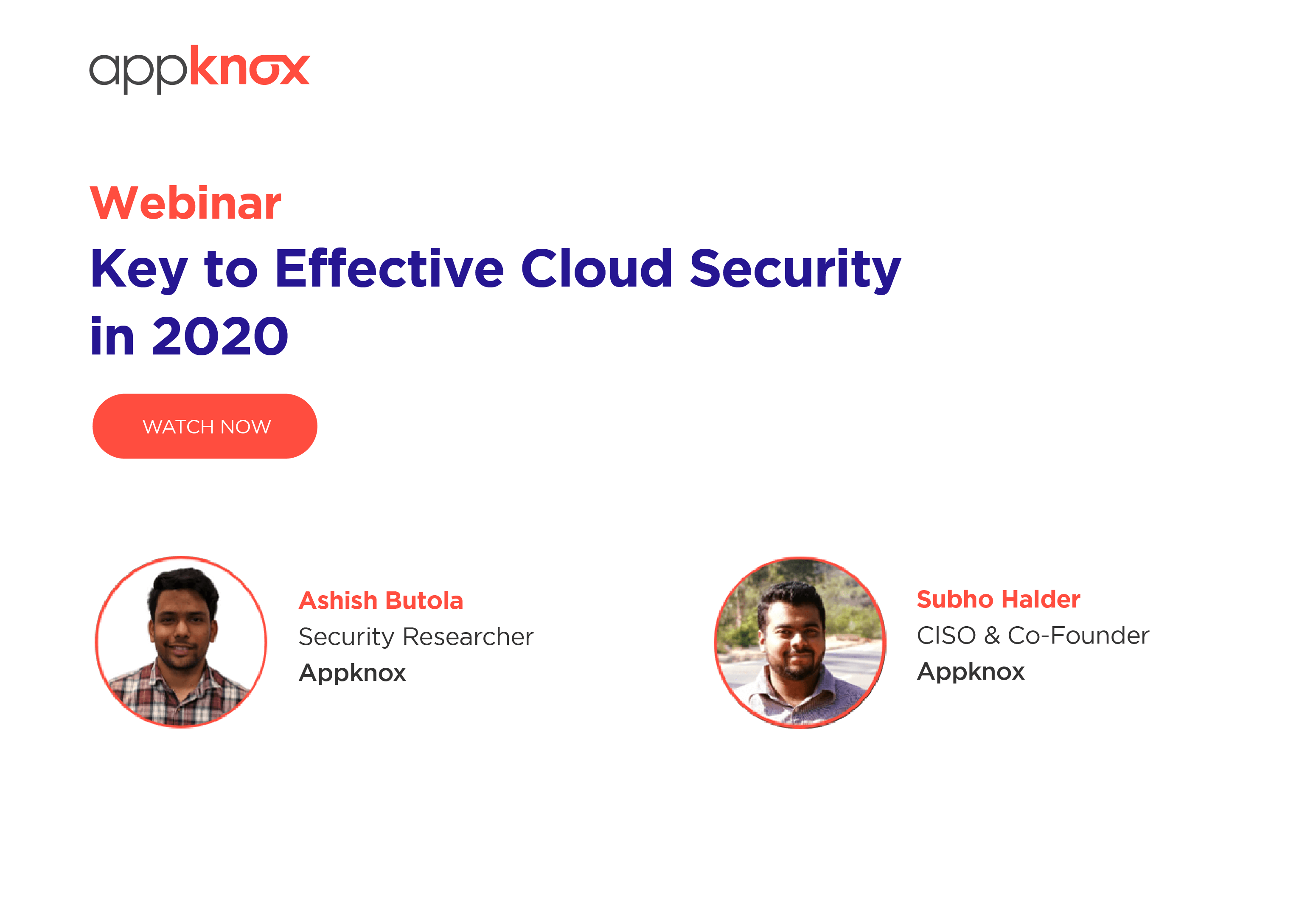 WEBINAR - Key to Effective Cloud Security in 2020 (1)