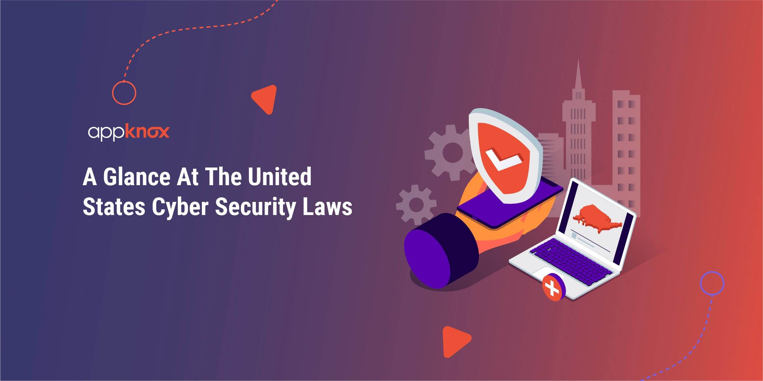Glance At The United States Cyber Security Laws